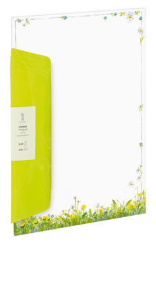 Design-Pack 5/5 A4/Dl, Blumenwiese