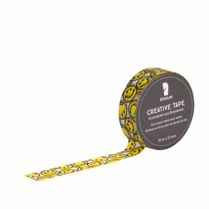 Creative Tape Smilies - 10m x 15 mm