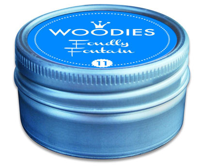 Woodies Stempelkissen Fondly Fontain (11