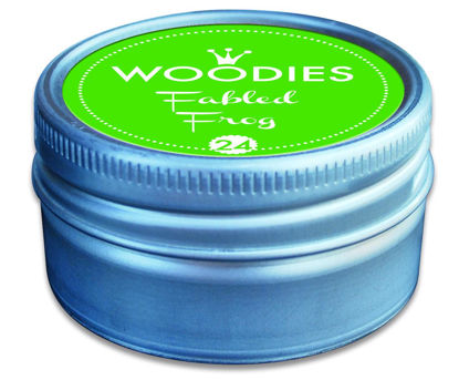 Woodies Stempelkissen Fabled Frog (24)