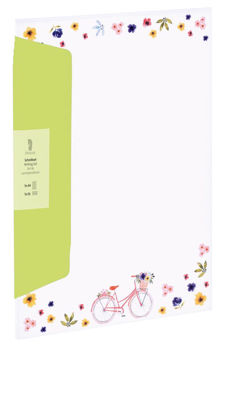 Designpack 5/5 A4/DL - Flower Ride