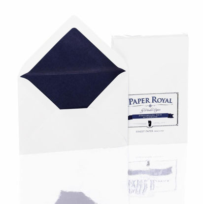 Paper Royal-Briefumschlagpack 20/C6 m.fa