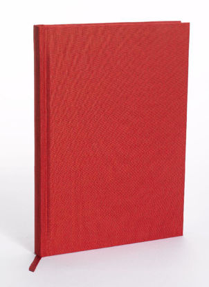 Buch A6 Classic red Alte Nr. 220004 / Katalog 2018
