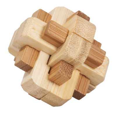 """""""Puzzle im Beutel"""", Yes You Can: """"Mix K 11x16x5cm"""