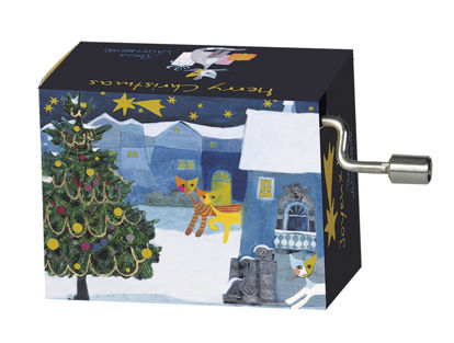 """a&m """"Rosina Wachtmeister"""" Natale in Neve 5.3x4.7x3.3cm"""