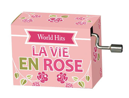 Spieluhr, La Vie en Rose, World-Hits 4