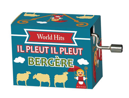 Spieluhr, Il pleut - il pleut, World-Hit