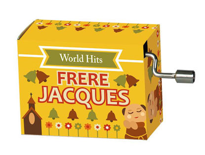 Spieluhr, Frère Jacques, World-Hits 4