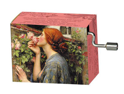 Spieluhr, La vie en rose, Waterhouse, So