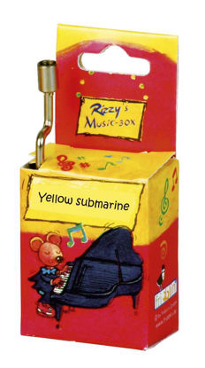 "Rizzy Spieluhr ""Yellow submarine"" Rizzy Spieluhr ""Yellow submarine"""