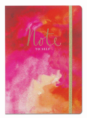 A5 Notizbuch - Note to Self Flame