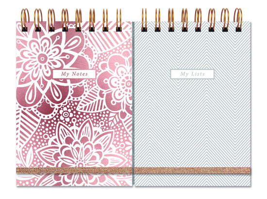 Double Notebook - Lustre Double Notebook