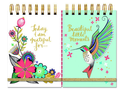 Double Notebook - Grateful/Little MomentDouble Notebook