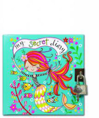 Secret Diary - Mermaid Secret Diary Sortiment 1-2016