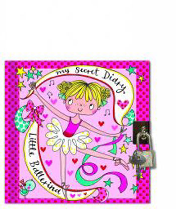 Secrect Diary - Little Ballerina Secrect Diary