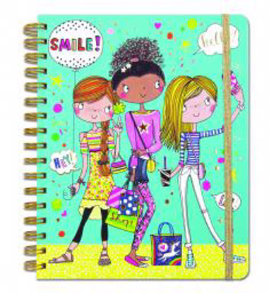 Soft Wiro Notebook - 3 Girls/Selfie Soft Wiro Notebook