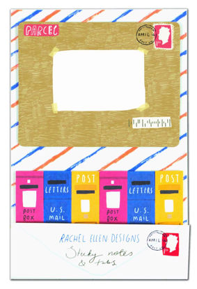 Sticky Notes & Tabs - Postage Sortiment 1-2016
