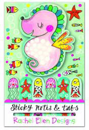 Sticky Notes & Tabs - Sea Horse Sticky Notes & Tabs