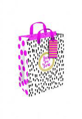 Gift Bag - Pink Fizz Just for You/Small
