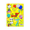 Notebook - Cats & Dogs 135 x 185mm