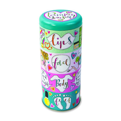 Stacking Tins - Pamper Yourself!