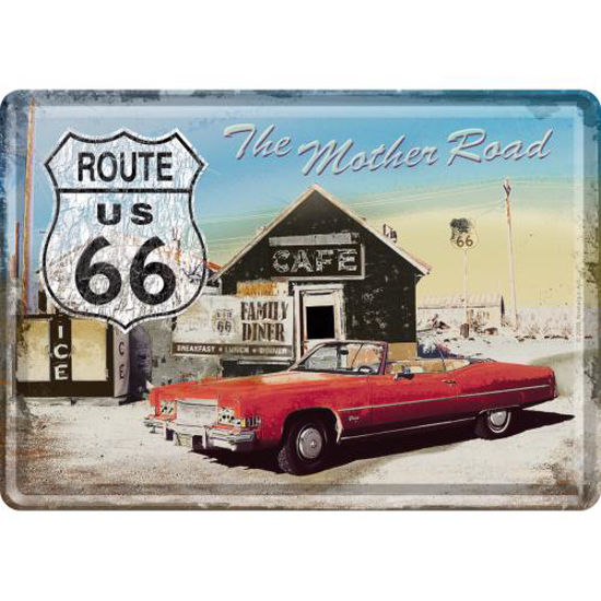 Route 66 The Mother Road/ A400