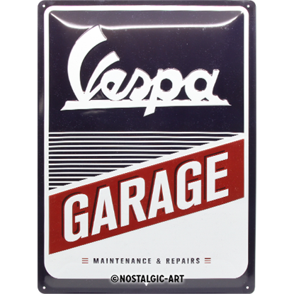 Best Garage Nostalgic-Art Retro Blechschild Metallschild 25 x 50cm