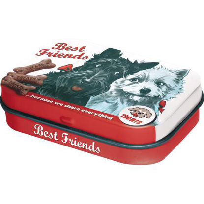 Best Friends, Animal Club Mint Box, 6x2x4 cm/A412