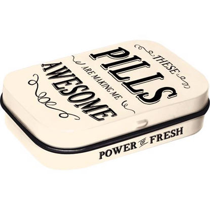 Awesome Pills, Word Up Mint Box, 6x2x4 cm/A412