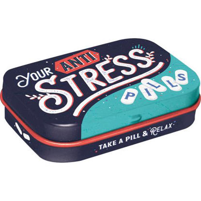 Ende April 20 wieder lieferbar Anti Stress Pills, Nostalgic Pharmacy