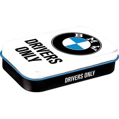 BMW - Drivers Only, BMW Mintbox XL, 10x2x6 cm