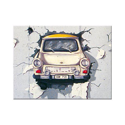 Trabant Wall, BerlinMagnet, 8x0x6 cm/A401
