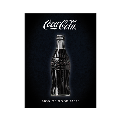 Coca-Cola - Sign of Good Taste, Coca-Col, Magnet, 8x0x6 cm/A401