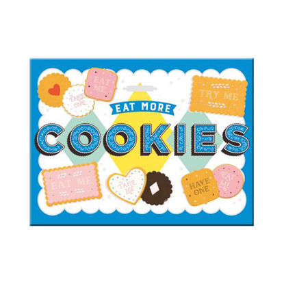 Wonder Cookies, Home & Country Magnet, 6x0x8 cm/A401