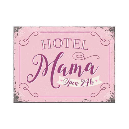Hotel Mama, Word Up Magnet, 8x0x6 cm/A401