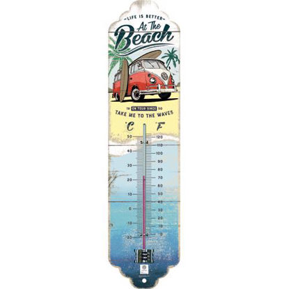 VW Bulli - Beach Thermometer, Volkswagen, A411