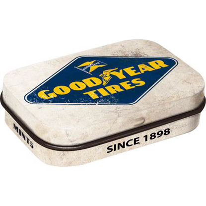 Goodyear - Logo White Mint Box, Goodyear, A412
