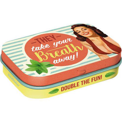 Take my breath away Mint Box, Say it 50's, A412