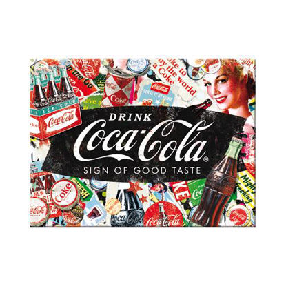 Coca-Cola - Collage Magnet   , Coca-Cola, A401