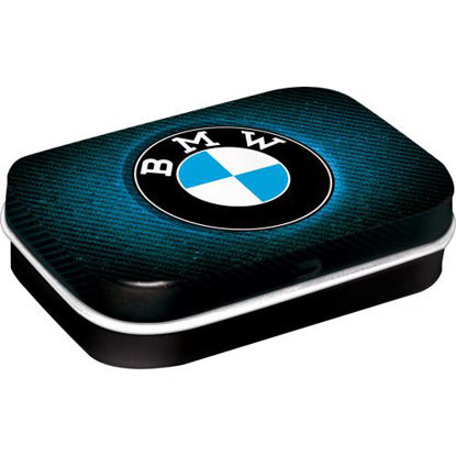 BMW - Logo Blue Shine Mint Box, BMW, A412