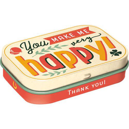 You Make Me Happy Mint Box, Word Up, A412