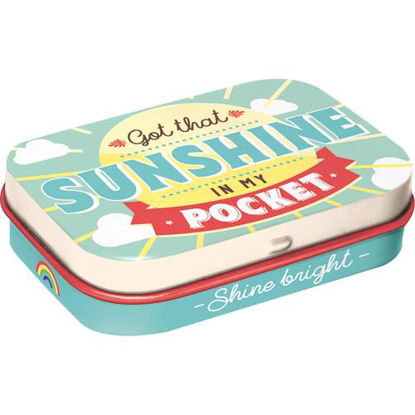 Sunshine In My Pocket Mint Box, Word Up, A412