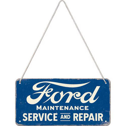 Ford - Service & Repair, hanging sign, Ford