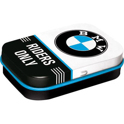 BMW - Riders Only, mint box, BMW