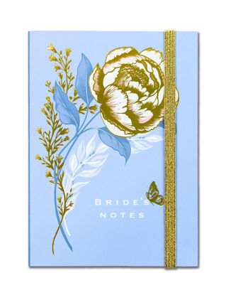 Brides Notes - Powder Blue, A6