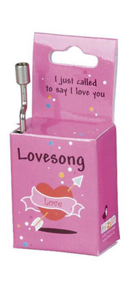 """Lovesong """"I just call"""""""