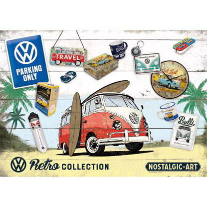 Poster VW Retro Collection