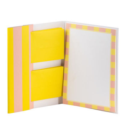 Sunny Stripes - Briefpapierpack 10/10 -185x250/Ft.7