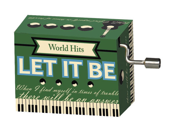 Spieluhr, Let It Be, World-Hits 5