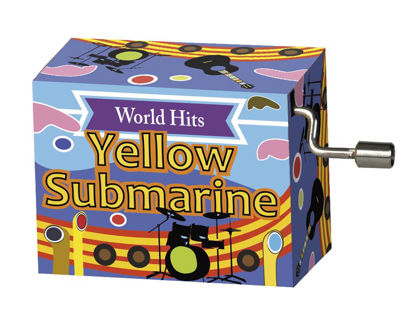 Spieluhr, Yellow Submarine, World-Hits 5
